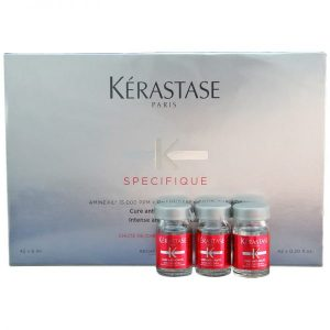 Ampułki przeciw wypadaniu włosów Kerastase Specifique Aminexil 42x6ml