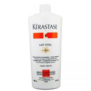 Mleczko odżywcze do włosów suchych Kerastase Nutritive Lait Vital 1000ml