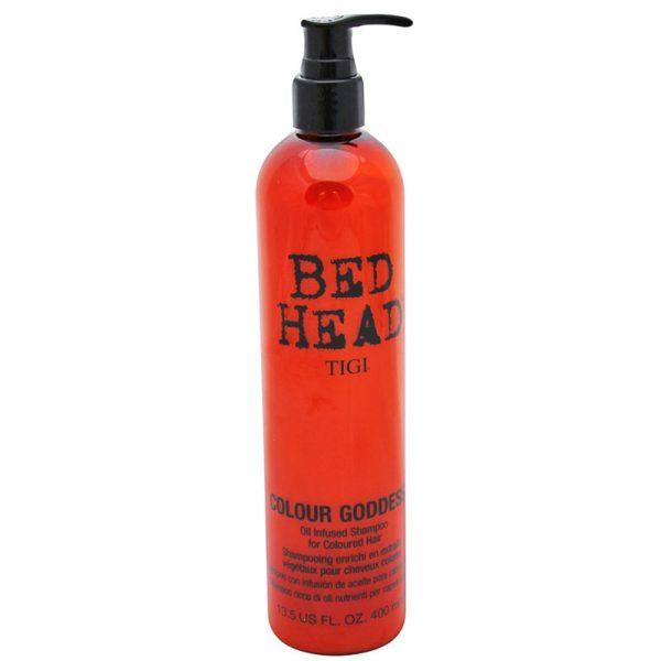 Szampon do włosów farbowanych Tigi Bed Head Colour Goddess 400ml
