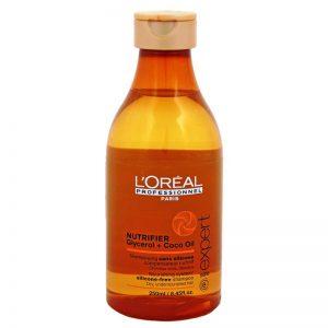 Szampon nawilżający do włosów Loreal Nutrifier 250ml