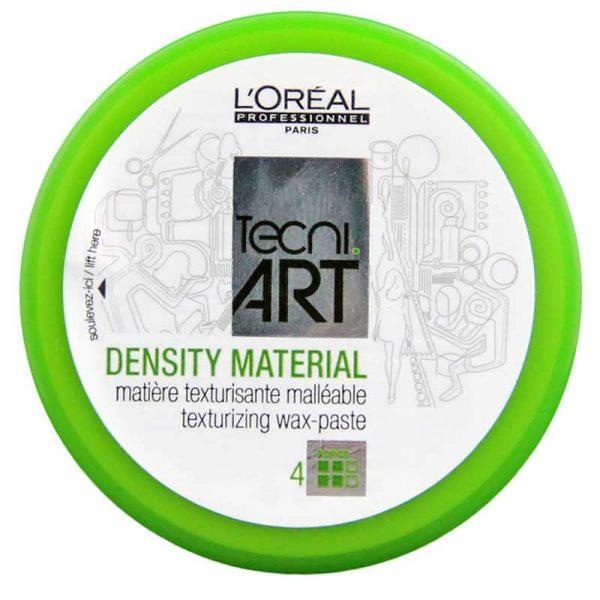 Wosk-pasta do stylizacji włosów Loreal Tecni Art Density Material 100ml