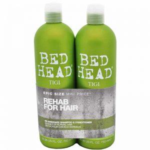 Zestaw szampon i odżywka Tigi Bed Head Re-Energize 2x750ml