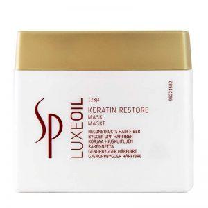 Maska regenerująca włosy Wella SP Luxe Oil Keratin Restore 400ml