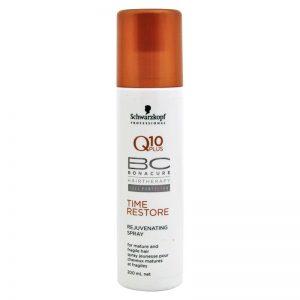 Odżywka dla włosów dojrzałych Schwarzkopf Q10 BC Time Restore 200ml