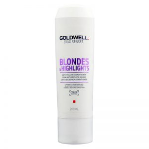 Odżywka neutralizująca Goldwell Dualsenses Blondes & Highlights 200ml