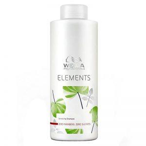 Odżywka odbudowująca włosy Wella Elements Renewing 1000ml