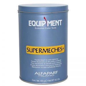 Rozjaśniacz w proszku Alfaparf Equipment Supermeches+ 400g