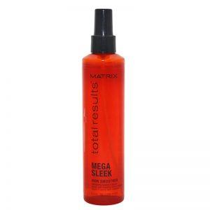 Spray ochronny do prostowania włosów Matrix Mega Sleek 250ml
