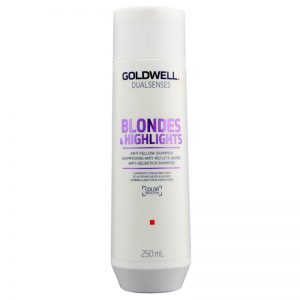Szampon neutralizujący Goldwell Dualsenses Blondes & Highlights 250ml