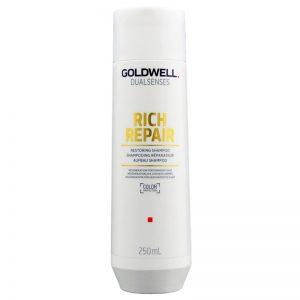 Szampon odbudowujący włosy Goldwell Dualsenses Rich Repair 250ml