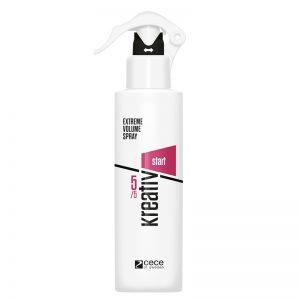 Ekstremalny spray dodający objętości włosom Cece Kreativ Extreme