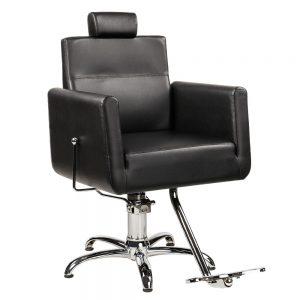 Fotel barberski Ayala Ray