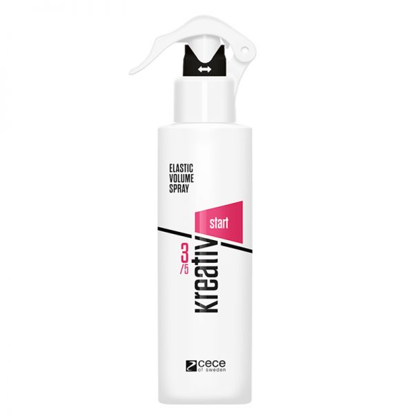Spray dodający objętości włosom Cece Kreativ Elastic Volume 250ml