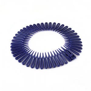 Opaska elastyczna do włosów granatowa