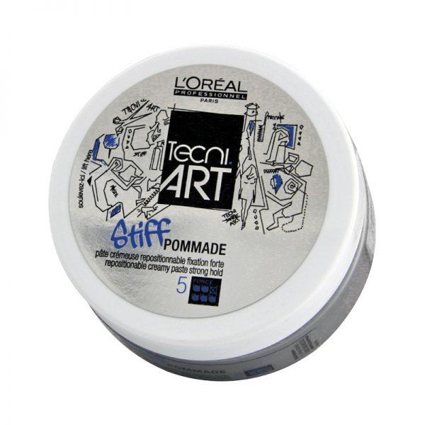 Mocna pasta do włosów Loreal Tecni Art Stiff 75ml
