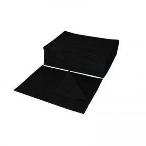 Ręczniki fryzjerskie czarne