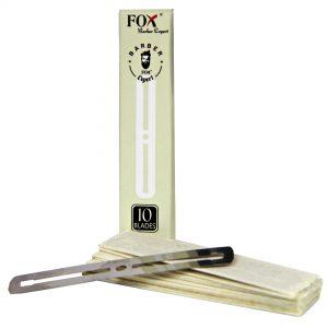 Ostrza do brzytwy Fox Barber Expert