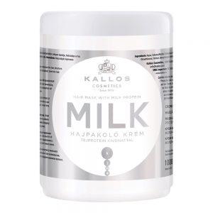 Maska do włosów Kallos Milk