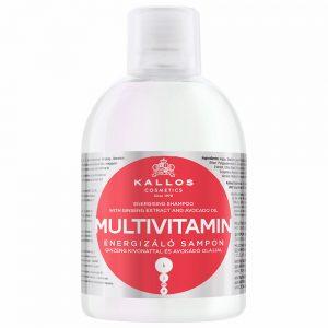 Szampon Kallos Multivitamin
